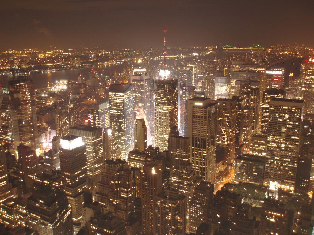 Etats unis for Ville a new york